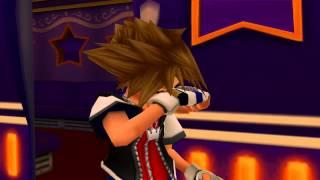 Kingdom Hearts 2: The Best Scene, Sora Leaves Twilight Town