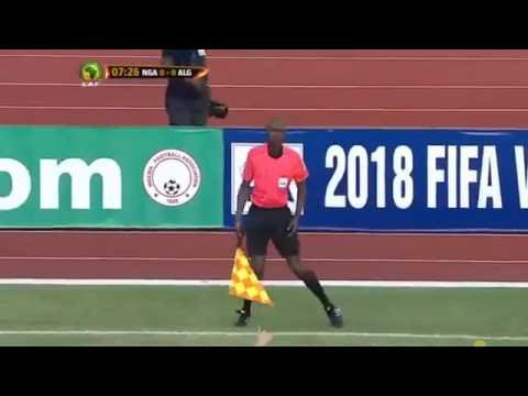 Nigeria vs. Algeria (FULL MATCH) (2018 World Cup Qualifiers)
