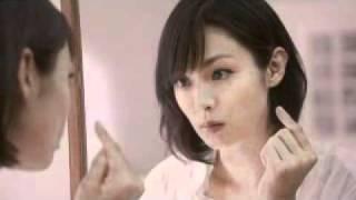 Fukada Kyoko in 2011.01 MENARD FACIAL SALON VERSION 1 CM 15 seconds...