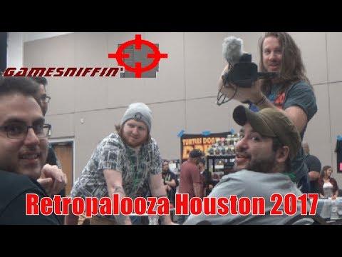 Game Sniffin' - Retropalooza Houston 2017