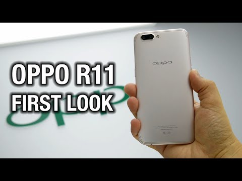 OPPO R11 first look: not the iPhone 7 Plus, not the OnePlus 5 🙄