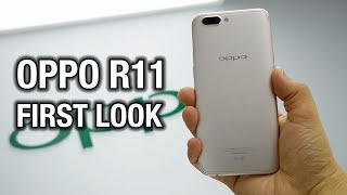 OPPO R11 first look  not the iPhone 7 Plus, not the OnePlus 5