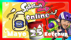 🔴 SPLATFEST REVIVAL mit Mayo vs. Ketchup - SPLATOON 2 ONLINE