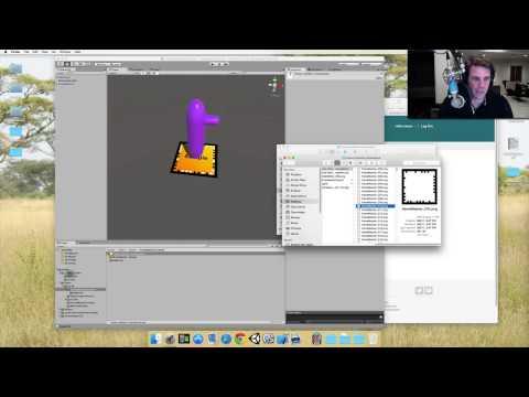 Vuforia Frame Marker Tutorial from Scratch