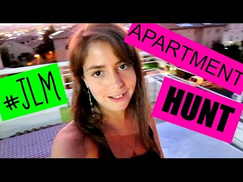 Finding an Apartment in Jerusalem + Vegan Food Haul