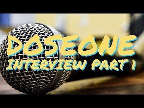 Don't Die Interview - Doseone (Part 1)