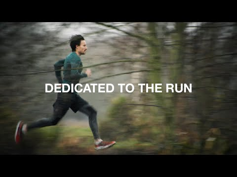 On | Dear running, this run is dedicated to you.