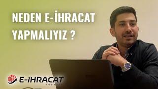Zapętlaj E İhracat Türkiye Röportajları - Mert Tanciğer / Neden E İhracat Yapmalıyız ? 3/1 Bölüm | E-İhracat Türkiye