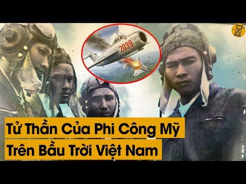16 Phi Công ACE Việt Nam Khiến Không Quân Thiện Chiến Nhất Của Mỹ Thoi Thóp Lo Sợ Mỗi Khi Cất Cánh