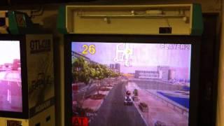 "Bomb Tag on my 2x Konami GTI Club DX 50"""