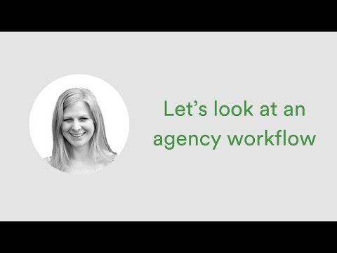 Let's look at an agency workflow with a creative director | PageProof