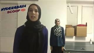 Arab Girls dancing On Marfa || Hyderabadi Feed