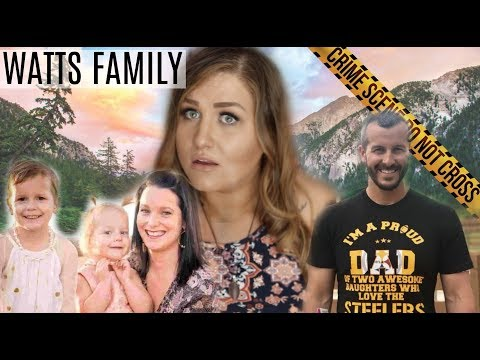 NEW COLORADO CASE: Chris Watts and His Family