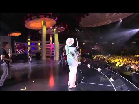 Carlos Santana & Mana - Corazon Espinado (Miami Beach, 2009)
