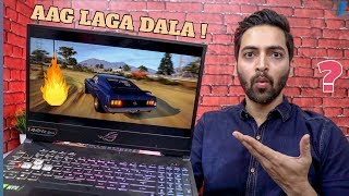 The MOST POWERFUL GAMING LAPTOP - Asus ROG Strix SCAR 2 | RTX 2060 | 144HZ Display & More