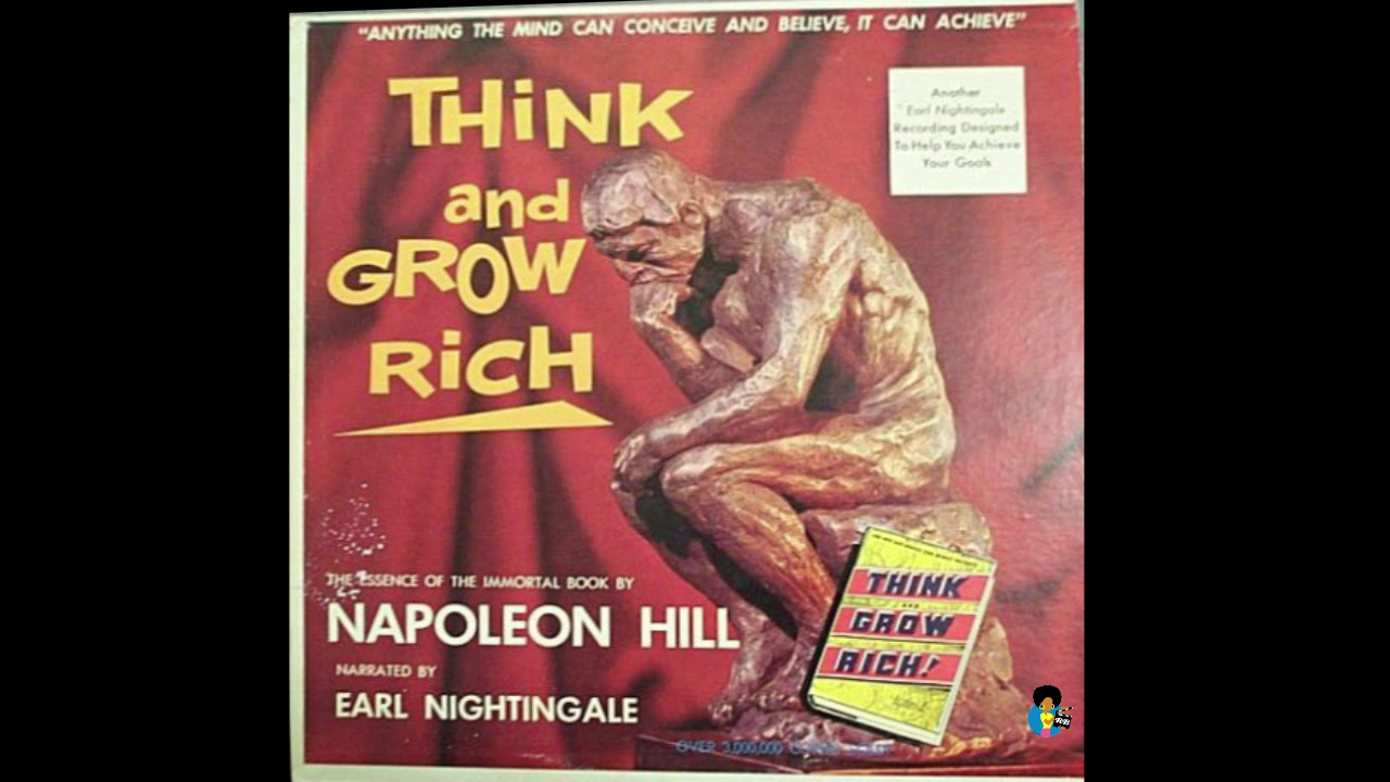 Earl Nightingale - Think and Grow Rich (1960) | Metaphysics Napoleon Hill