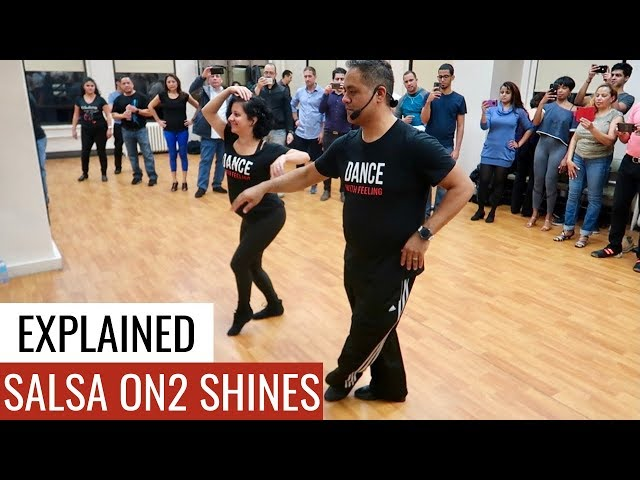 Salsa Shines Series: Swing Variations | Episode 1