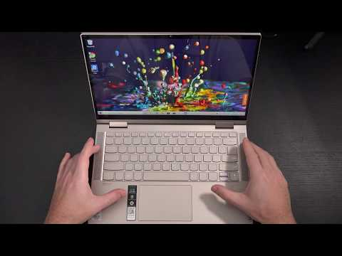 Lenovo YOGA C740 Review