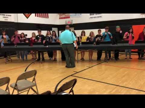Belpre High School Handbell Choir