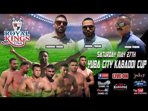 2017 USA Kabaddi - Yuba City Kabaddi Cup 2017