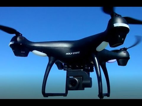 Holy Stone HS100 FLIGHT & Camera Test GPS Drone HD Quadcopter Review