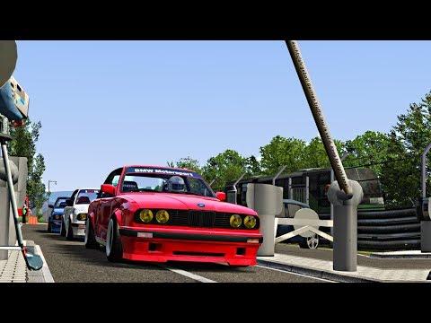 e30 POWER / Nurburgring Tourist MOD / Assetto Corsa