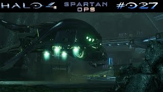 HALO 4: SPARTAN OPS | #027 - Infiltrieren:Secrets | Let's Play Halo The Master Chief Collection