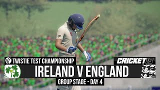 Test Championship   Ireland V England   Day 4 Highlights   Cricket 19