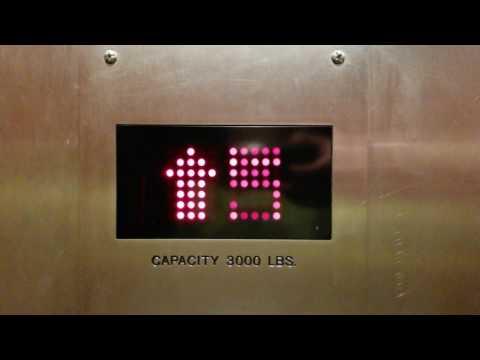 Historic Otis Traction Elevators @ The Guaranty Building- West Palm Beach, FL