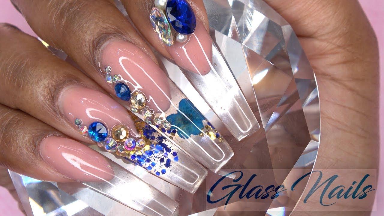 acrylic nails tutorial
