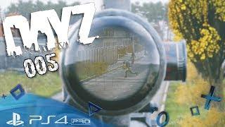 Hinterhalt auf dem Airfield 🎮 Let´s Play DAYZ Playstation 4 Deutsch
