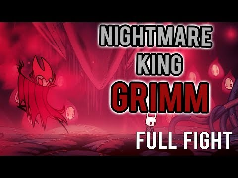 Hollow Knight | Nightmare King Grim full fight