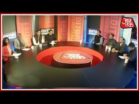 Editors Round Table: Discussion Before Last Phase of Gujarat Polls