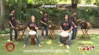 Learn Djembe Online - Fankani sneak peek