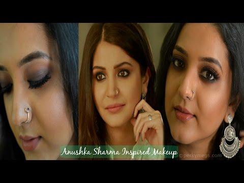 Anushka Sharma Makeup Ae Dil Hai Mushkil Brown Smokey Eyes