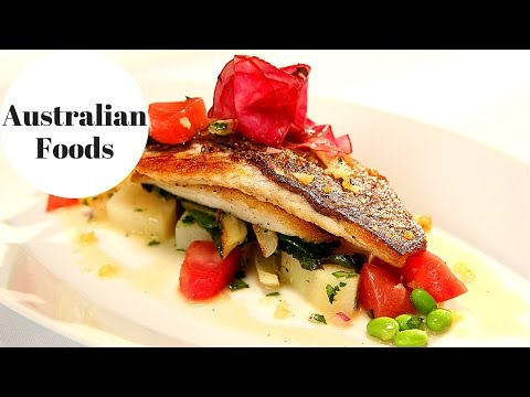 Top 10 favorite foods in Australia