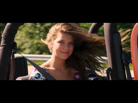 Vacation (2015) - Go to sleep scene