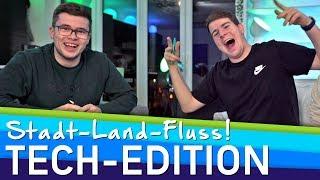 Stadt Land Fluss: Die Technik-Edition!