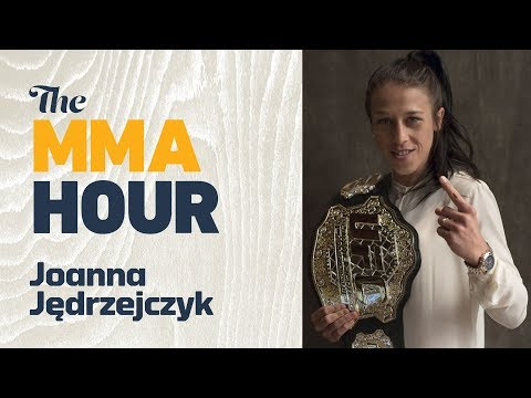 Joanna Jedrzejczyk Discusses Possible Move to Flyweight, Upcoming Bout with Rose Namajunas