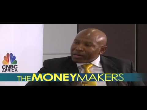 S.A's Reserve Bank Governor, Lesetja Kganyago's breakfast with CEOs