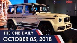 Mercedes G-Glass | Suzuki V-Strom | Isuzu MU-X