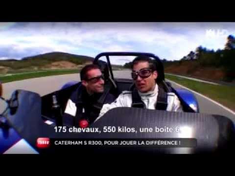 Turbo Caterham R300.mov