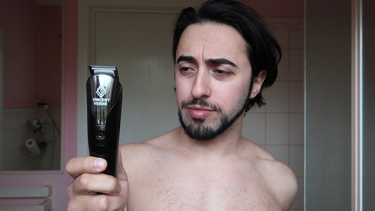 Beard Trimmer Unbox & Review | Vincent Verne Grooming Kit | Iron Man Beard Shaping