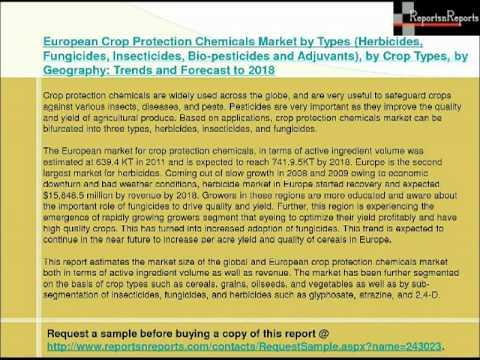 European Crop Protection Chemicals Market