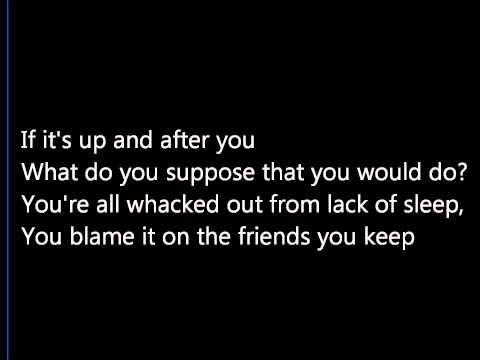 The Vaccines - Wetsuit (lyrics)