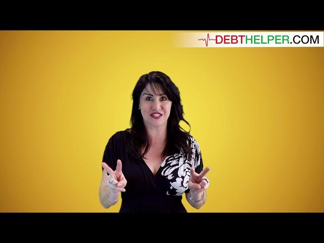 Thank You, Debthelper! Virginia Testimonial, DMP