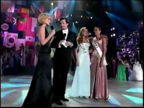 Miss Universe 1996 Crowning