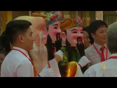 هذا الصباح-الصينيون يحتفلون بالسنة القمرية الجديدة