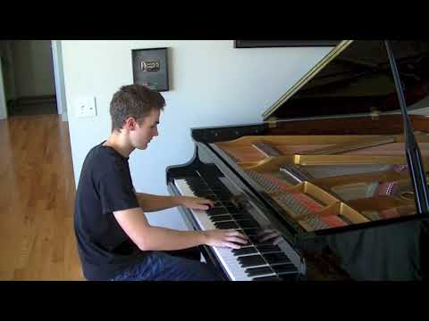 Imagine Dragons: Believer Elliott Spenner Piano