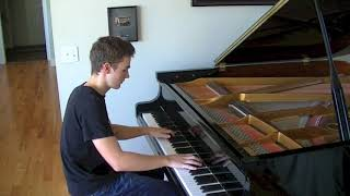 Imagine Dragons: Believer Elliott Spenner Piano Cover